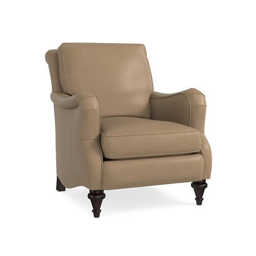 Bassett Furniture - Oxford Leather Accent Chair