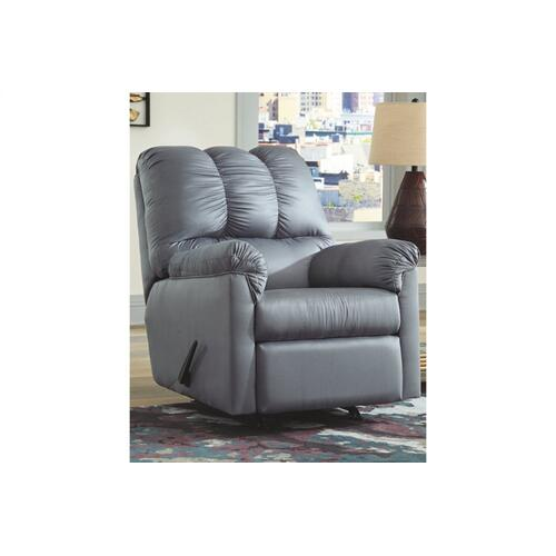 Darcy Rocker Recliner Steel