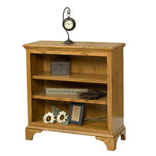 Brook Stone 3 Shelf Bookcase