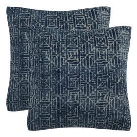 Lendon Pillow - Indigo