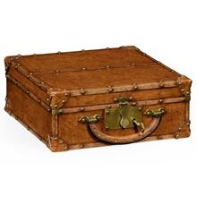 Travel trunk style box
