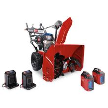 """See Details - 26"""" (66 cm) 60V MAX* (2 x 7.5 ah) Electric Battery Power Max e26 HA Two-Stage Snow Blower (39926)"""