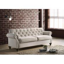 9109 Classic Tufted Sofa