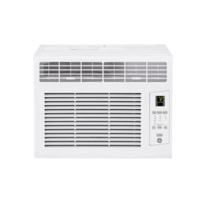 GEGE® 6,000 BTU Electronic Window Air Conditioner for Small Rooms up to 250 sq. ft.