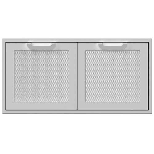 "42"" Hestan Outdoor Double Access Doors - AGAD Series - Bora-bora"