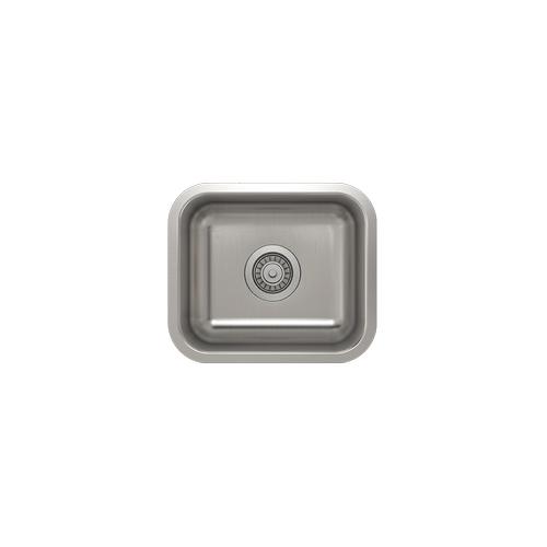 Pro Chef - ProInox E200 Single Bowl Undermont Kitchen Sink ProInox E200 18-gauge Stainless Steel, 13'' x 11'' x 7''