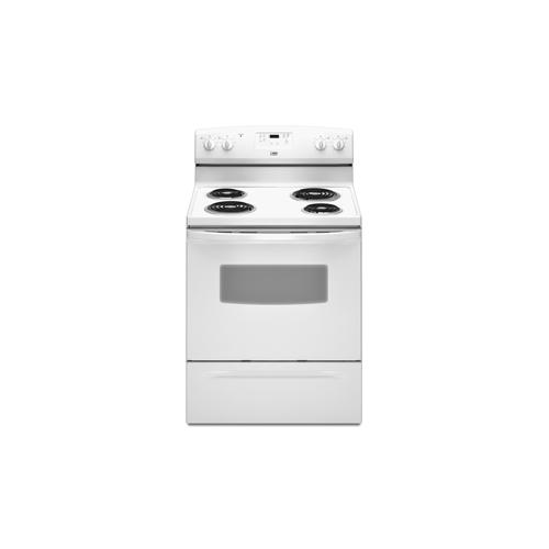 Estate - (TES325VQ) - 30 Self-Cleaning Freestanding Electric Range