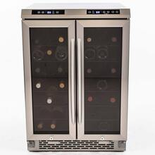 See Details - 38 Bottle Dual-Zone Wine Cooler
