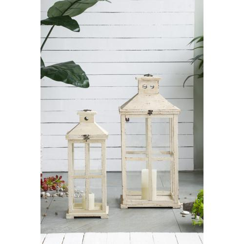 A & B Home - S/2 Lanterns
