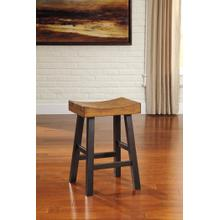 Stool (2/CN) Pinderton - Dark Brown  Ashley at Aztec Distribution Center Houston Texas