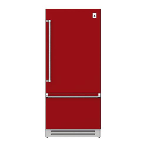 "Hestan - 36"" Bottom Mount, Bottom Compressor Refrigerator - KRB Series - Matador"