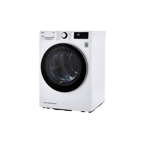 4.2 cu.ft. Smart wi-fi Enabled Compact Front Load Dryer with Dual Inverter HeatPump™ Technology