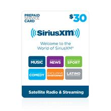 View Product - $30 Prepaid Service Card
