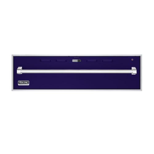 "Cobalt Blue 36"" Professional Warming Drawer - VEWD (36"" wide)"