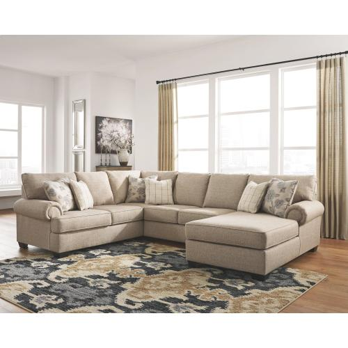 Baceno 3-piece Sectional With Chaise