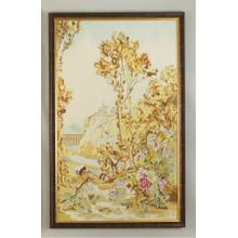 See Details - Aubusson Panel - B
