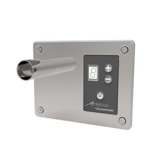 Digital Heat Controller - Brushed Product Image