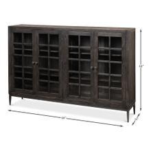 See Details - Bauhaus Bookcase