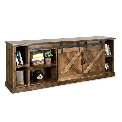 "Farmhouse 85"" TV Console AWY"