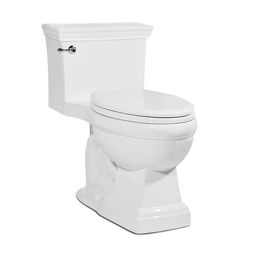 White PRESLEY II One-Piece Toilet