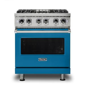 "30"" Dual Fuel Range - VDR530 Viking 5 Series Product Image"