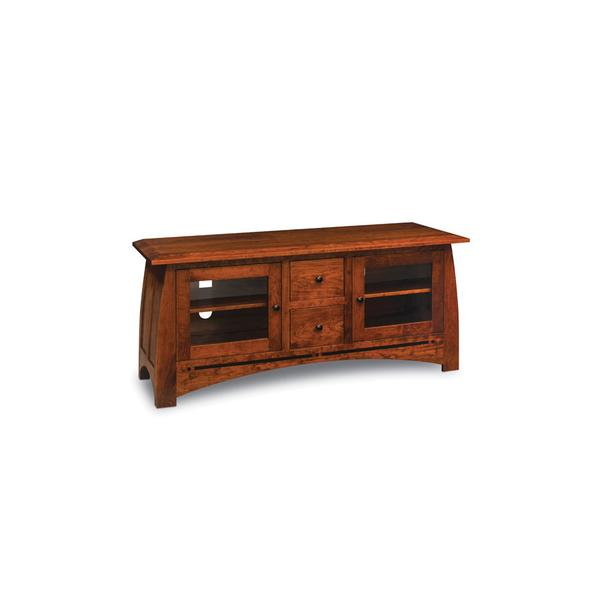 """Aspen TV Console with Inlay, 60 1/2"""""""