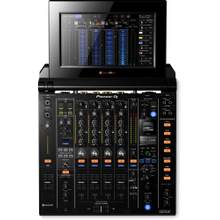 TOUR system 4-channel digital mixer with fold-out touch screen