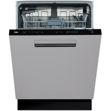 Top Control, Pocket Handle Dishwasher, 6 Programs, 45 dBA