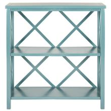 See Details - Liam Open Bookcase - Teal