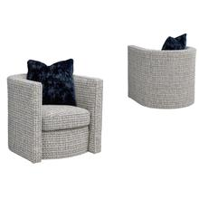 Dyana Swivel Chair (Corey Damen Jenkins Collection)