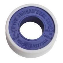 "See Details - Teflon Tape, Pipe Sealer, 1/2 X 520"" Roll"