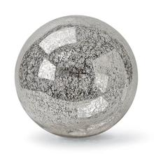Mercury Glass Sphere (8 Inch)