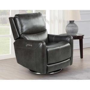 Athens Triple-Power 360-Degree Swivel Motion Chair