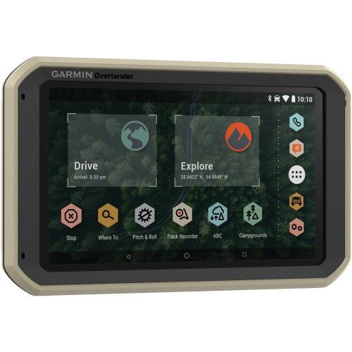 Petra - Overlander 7-Inch GPS Navigator