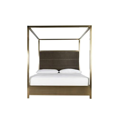 Universal Furniture - Harlow Cal King Canopy Bed