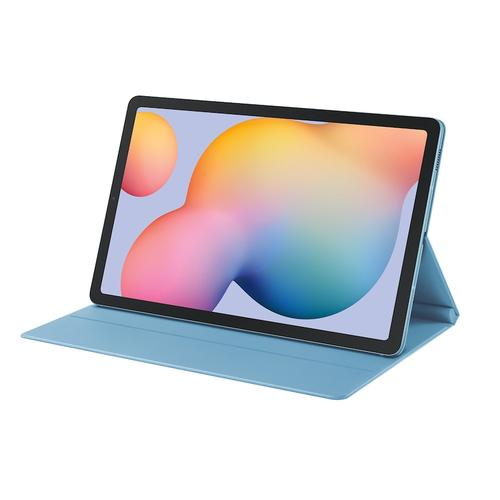 Tab S6 Lite Book Cover - Angora Blue