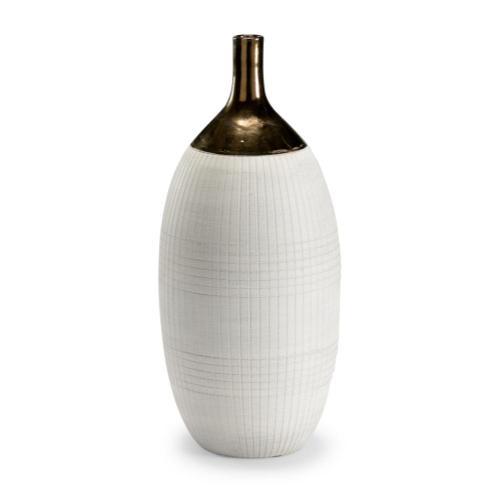 Blanco Potter's Vase
