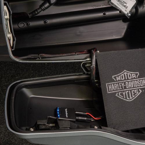 Rockford Fosgate - 2014+ Road King® 2-Speaker & Amp Kit