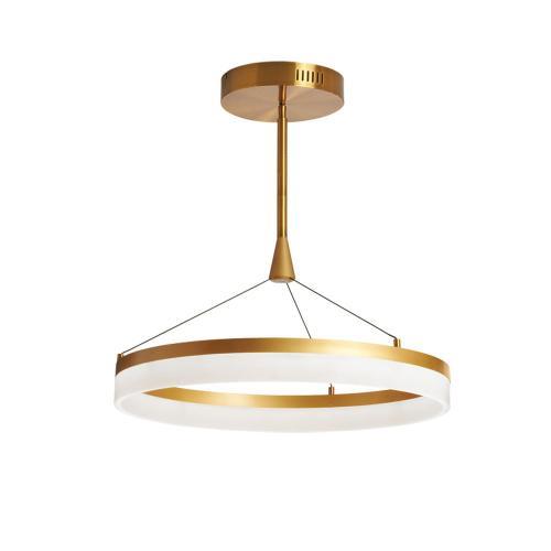 40w LED Circular Pendant, Vb