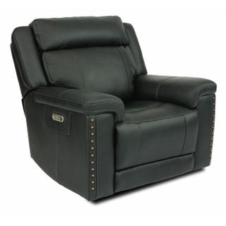 See Details - Yuma Power Recliner with Power Headrest