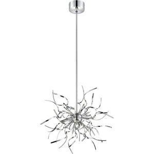 Ceiling Lamp, Chrome, Type Jc/g4 10wx12