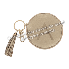 Coin Bag/Key Ring - G
