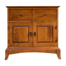 Sabin Door & Drawer Nightstand