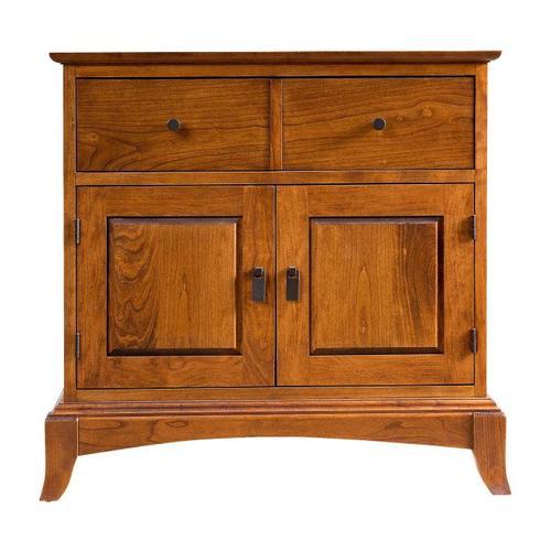 Sabin Door & Drawer Nightstand