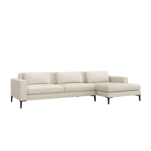 Izzy Right Chaise 2 Piece Sectional