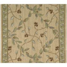 "Ashton House Regal Vine A02r Beech 27"" Runner"