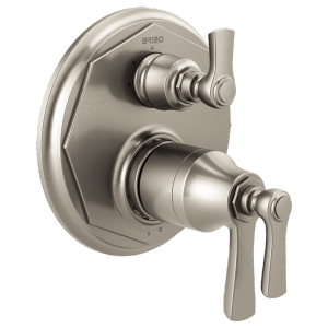 Tempassure® Thermostatic Valve With Integrated 3-function Diverter Trim Product Image