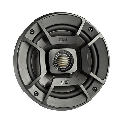"""DB+ Series 5.25"""" Coaxial Speakers with Marine Certification in Black"""