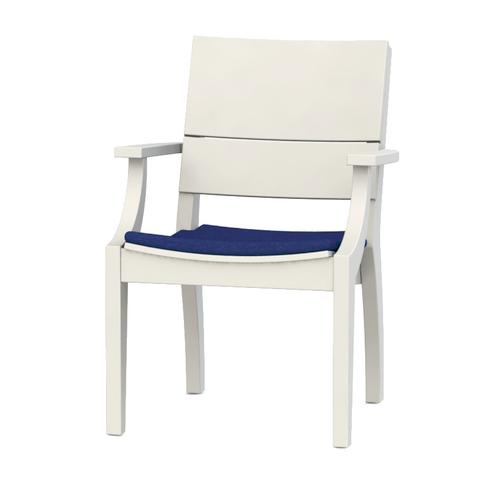 Seaside Casual - SYM Arm Chair (seat only) Cushion (841)