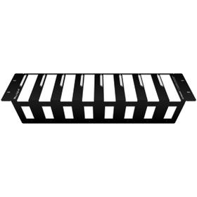 Rear Panel Rack Mount Bracket for KD-X400/X600/X411/X611 Extenders (Supports 8 Units)